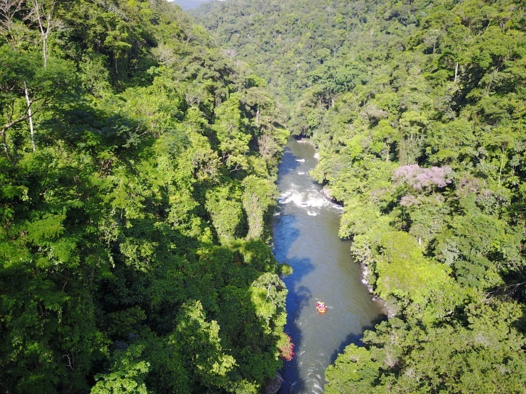 Expedition Colombia Rafting River 3