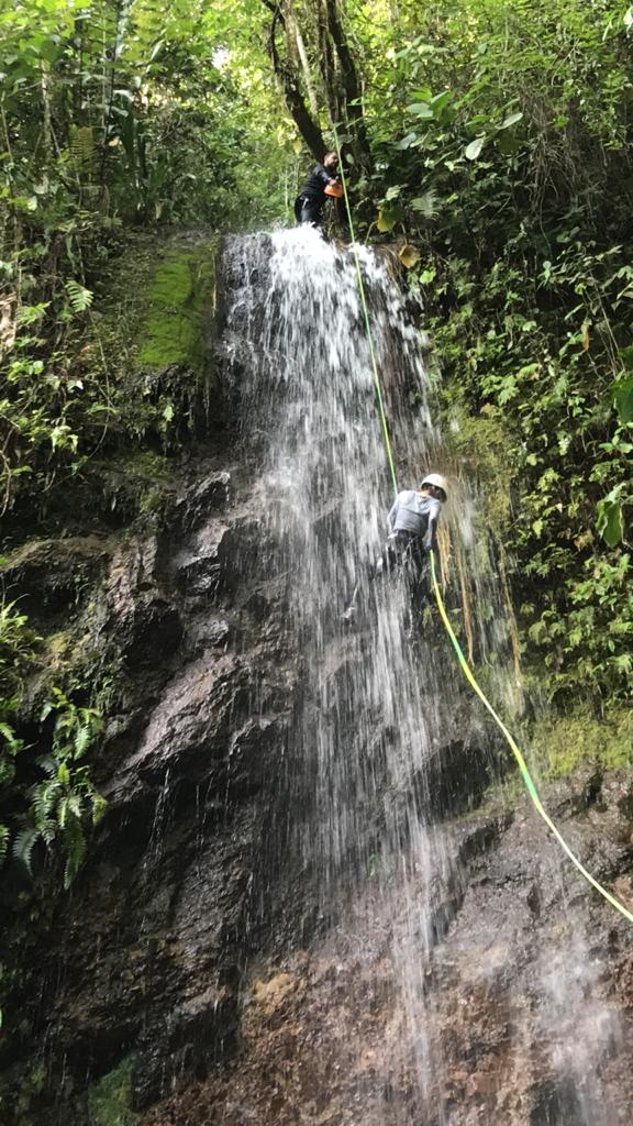 Canyoning-Colombie-Experiences